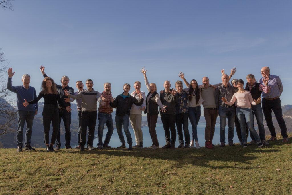 Führungskraft- und Teamentwicklung Stucki Team